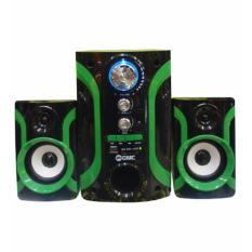 GMC Speaker Aktif 888L Hijau