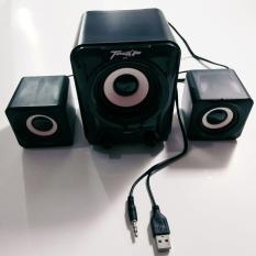 GMC Teckyo 881 Speaker Aktif Super Bass Micro USB