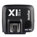 Spesifikasi Godox 2 4 Ghz X1N R Ttl Trigger Flash Nirkabel Untuk Nikon Murah Berkualitas