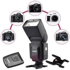 Spesifikasi Godox Flash Speedlite Tt520Ii Gn33 Build In 433 Mhz Rt Transmitter Untuk Canon Nikon Sony Kamera Intl Yg Baik