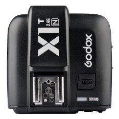 Beli Barang Godox Preminum X1N T 2 4 Ghz Wireless Flash Transmiter Untuk Memicu Ttl Nikon Online