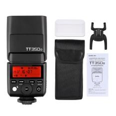 Godox Thinklite TT350O Mini 2.4G Wireless TTL Camera Flash Master & Slave Speedlite 1/8000s High Speed Sync for Olympus E-M10II E-M5II E-M1 E-PL8/7/6/5 E-P5/3 PEN-F for Panasonic DMC-GX85 DMC-G7 DMC-GF1 DMC-LX100 DMC-G85 - intl