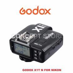 Jual Godox Transmitter X1T N For Nikon Di Bawah Harga