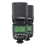 Situs Review Godox Tt685S 2 4G Hss 1 8000 S Ttl Ii Gn60 Kamera Flash Speedlite For Kamera Sony