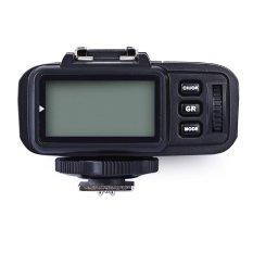 Jual Godox X1T C Profesional Ttl Multi Channel Memicu 2 4 Ghz Transmisi Nirkabel Flash Trigger Untuk Canon Eos Seri Kamera Hitam Intl Godox Branded