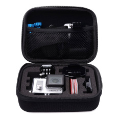 Godric Action Cam Small Size Bag/Tas/Case for Xiaomi Yi, GoPro & BRICA B-PRO
