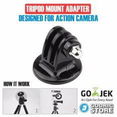 Godric Action Cam Tripod Mount Adapter for GoPro, BRICA B-PRO & Xiaomi Yi Camera