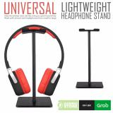 Ulasan Lengkap Godric Universal Gantungan Hanger Headset Gaming Holder Headphone Stand Hitam