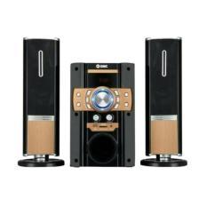 Gogo Grosir GMC 885S Bluetooth Speaker Aktif (Garansi Resmi GMC) Gold