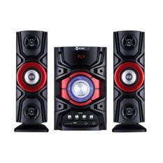 Gogo Grosir GMC 889D Bluetooth Speaker (Garansi resmi GMC)- Merah