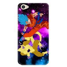 Gold Frieza Vs Goku Super Saiyan God Z2615 Xiaomi Redmi Note 5A Custom Hard Case