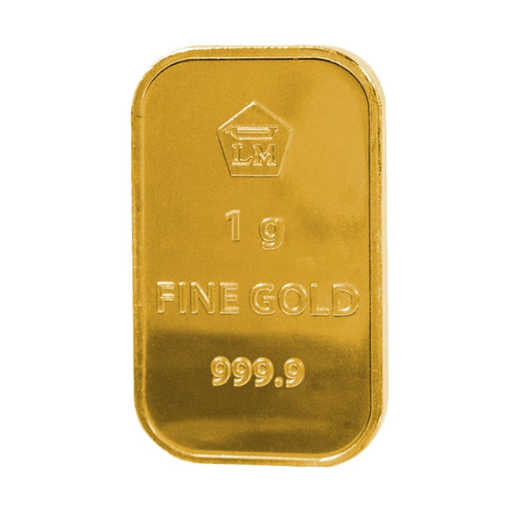Review Toko Gold Logam Mulia Lm Sertifikat Asli Ubs 1 Gram Emas Batangan Logam Mulia 24 Karat Sertifikat Resmi Ubs Online