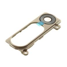 Gold OEM Kamera Belakang Ring Lens Cover Bagian untuk LG G3 D850 D855 D851 VS985 LS990-Intl