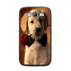 Promo Golden Retriever Dog Pattern Phone Case For Samsung Galaxy S3 Multicolor Export Oem