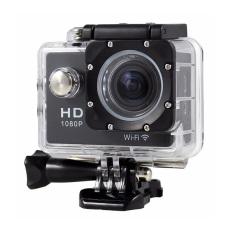 Kamera Aksi Goldfox SJ4000 Wifi Tahan Air Aksi Olahraga DV Digital Video Camera12MP (Hitam)-Intl