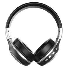 Berkualitas Baik Asli Stereo Headset Nirkabel Bluetooth headphone Headband Headset dengan FM TF LED Indikator untuk MP3-Intl
