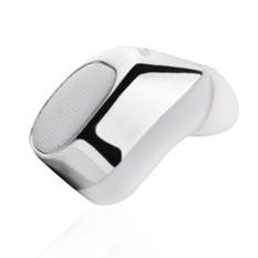 BAIK S630 Ukuran Mini Nirkabel Bluetooth Ringan Stereo Bass Earphone Anti Kebisingan-Intl