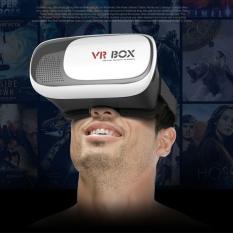 Google cardboard VR BOX II 2.0 Version vrbox Virtual Reality 3D Glasses For 3.5 - 6.0 inch Smart phone+Bluetooth Controller 1.0