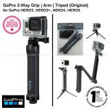 Beli Barang Gopro 3 Way Grip Arm Tripod 3 In 1 Mount Afaem 001 Original For Gopro Hero3 Hero3 Hero4 Hero5 Action Camera Online