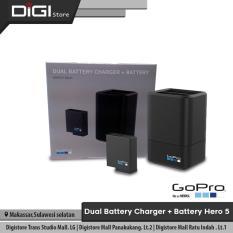 Perbandingan Harga Gopro Dual Battery Charger Battery Hero 5 Gopro Di Sulawesi Selatan
