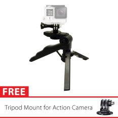 GoPro Handheld Grip Tripod Stabilizer for GOPRO, BRICA B-PRO & Xiaomi Yi Camera