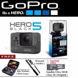 Harga Gopro Hero 5 Garansi Resmi Black Gopro Ori