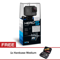 Jual Gopro Hero5 Black Hardcase Medium Baru