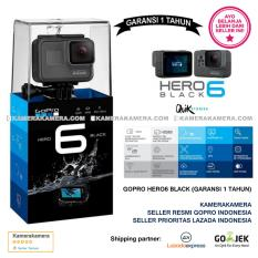 Harga Gopro Hero6 Black Quik Stories Resmi Gopro 4K Wifi Waterproof Plus New Zoom Mode Origin