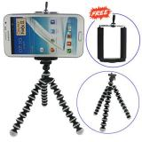Jual Gorillapod Medium Super Premium Free Holder Hitam Antik