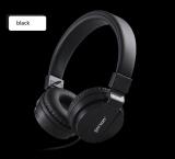 Diskon Besargorsun Gs778 Headphone Deep Bass Headset 3 5Mm Antarmuka Dukungan Ponsel Mp3 Mp4 Komputer High Quality Hitam Intl