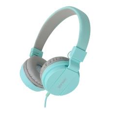 Jual Beli Gorsun Gs779 Ringan Lipat Headphone Adjustable Headband Headset Dengan Mikrofon Soft Ear Pad Untuk Ponsel Smartphone Biru Muda Intl Tiongkok