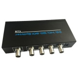 Beli Gosport Extender Sdi Hd Sdi 3G Sdi 1X4 Splitter Distribution Amplifier Repeater 1080 P Eu Plug Hitam Intl Kredit