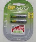 Harga Gp Bateries Recyko Aaa 800Mah Merk Gp Batteries