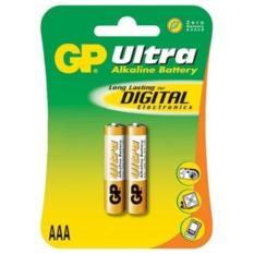 GP Batteries Ultra Alkaline AAA - 2PCS