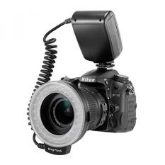 GPL/Lightdow LD-48/RF-550D 48 Pieces Macro LED Ring Flash Light dengan Layar LCD Display untuk Canon Nikon sony DSLR Kamera/kapal dari AMERIKA SERIKAT-Intl