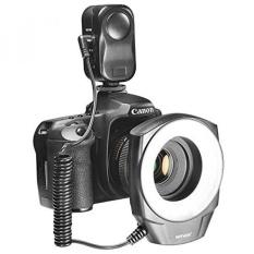 GPL/Neewer 48 Marco LED Ring Light dengan 6 Adapter Rings (49mm, 52mm, 55mm, 58mm, 62mm atau 67mm) untuk Makro Canon/Nikon/Sony/SIGMA/Tamron Lensa/kapal dari AMERIKA SERIKAT-Intl