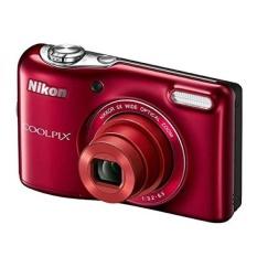 GPL/Nikon COOLPIX L32 Kamera Digital dengan 5x NIKKOR Sudut Lebar Lensa Zoom/kapal dari AMERIKA SERIKAT- INTL
