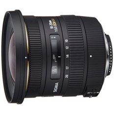 GPL/Sigma 10-20mm F/3.5 EX DC HSM ELD SLD Aspherical Super Wide Angle Lens untuk Nikon Digital SLR Kamera/kapal dari AMERIKA SERIKAT-Intl