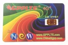 GPP Membuka SIM Kartu untuk IPhone 7 Plus 7 6 S PLUS 6 S 6 Plus 5C 5 S SE 4G Pro Versi Upgrade Cloud SMART Kartu Warna: Gambar