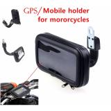 Review Gps Motorcycle Phone Holder Anti Air Dan Kokoh Bahan Water Proof