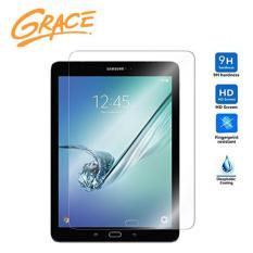 Spesifikasi Grace Samsung Galaxy Tab S3 9 7 Inch Sm T825 Tempered Glass Real Glass Real Tempered Screen Protector Yg Baik