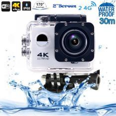 Grade AA Action Camera 4K+ UltraHD - 16MP - WIFI - Water Proof Tahan Air Hingga Kedalaman 30 meter