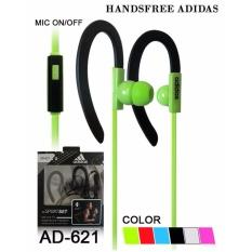 Grade AA OEM Headphone in Ear / Earphone AD-621 - WARNA RANDOM
