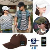 Promo Grade Aa Topi Earphones Wireless Bluetooth Music Soft Hat Stereo Headphone Headset Speaker Wear Banten