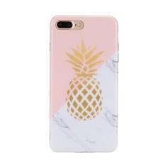 Grand Store Baru Gaya Nanas Kasus TPU Protective untuk IPhone6/6 S/7 Plus/OPPOR11 PLUS Anti-Drop-Intl