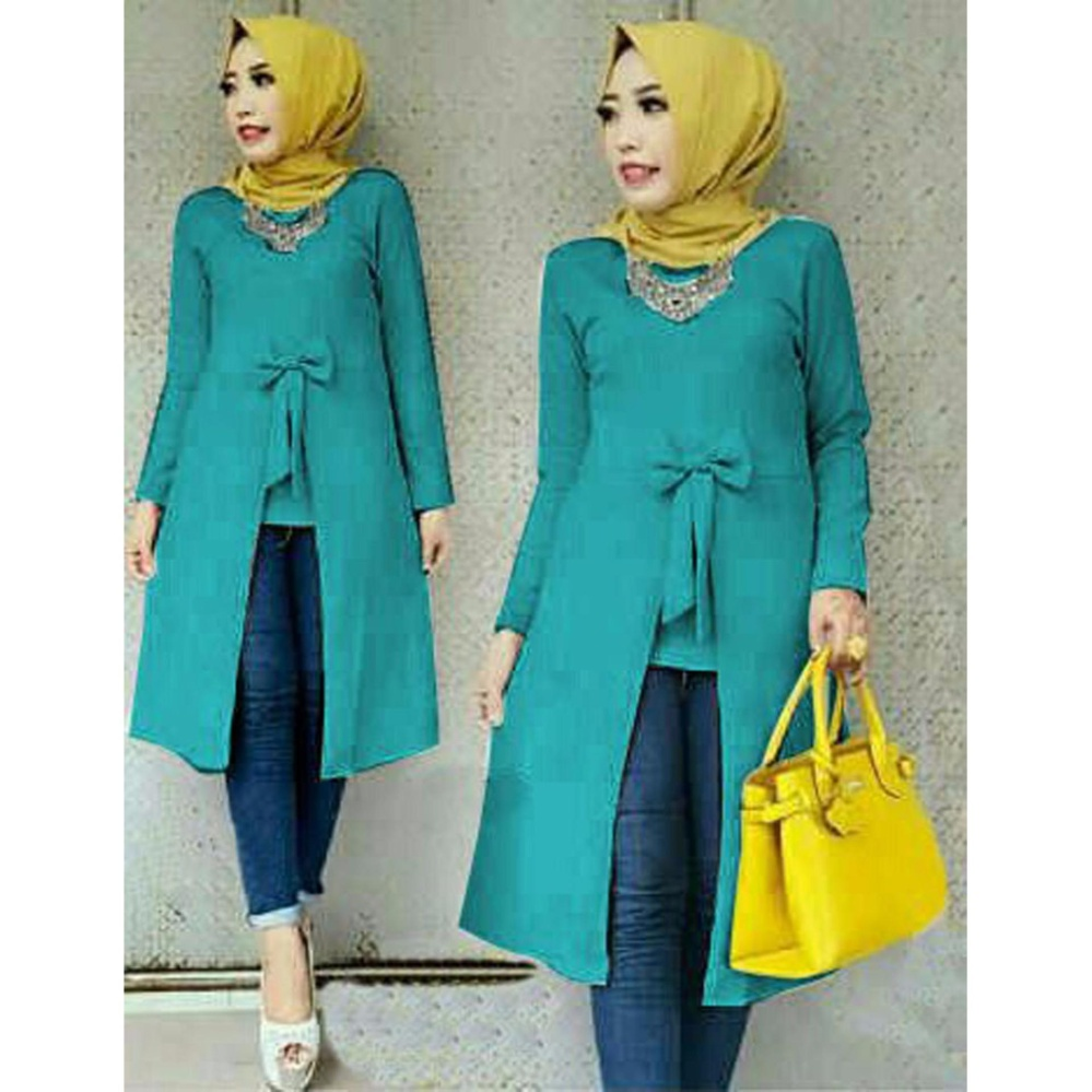 Review Tentang Grateful Tunik Becca Tosca Best Seller