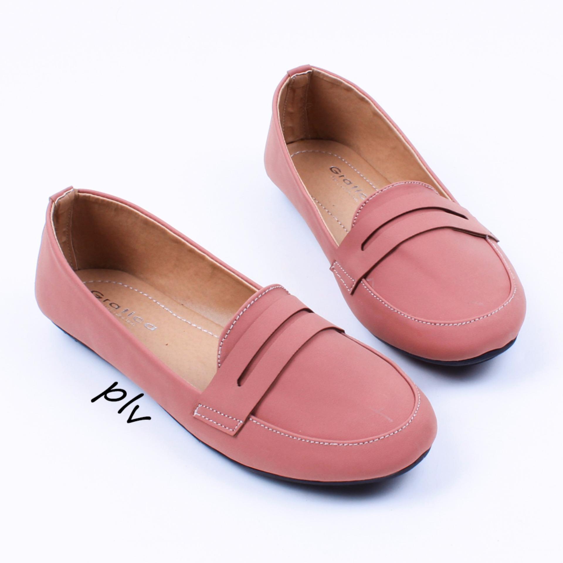 Toko Gratica Sepatu Flat Shoes Al29 Salem Lengkap Di Jawa Barat