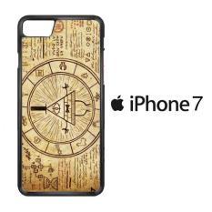 Gravity Falls Wiki X0570 Casing iPhone 7 Custom Case Cover