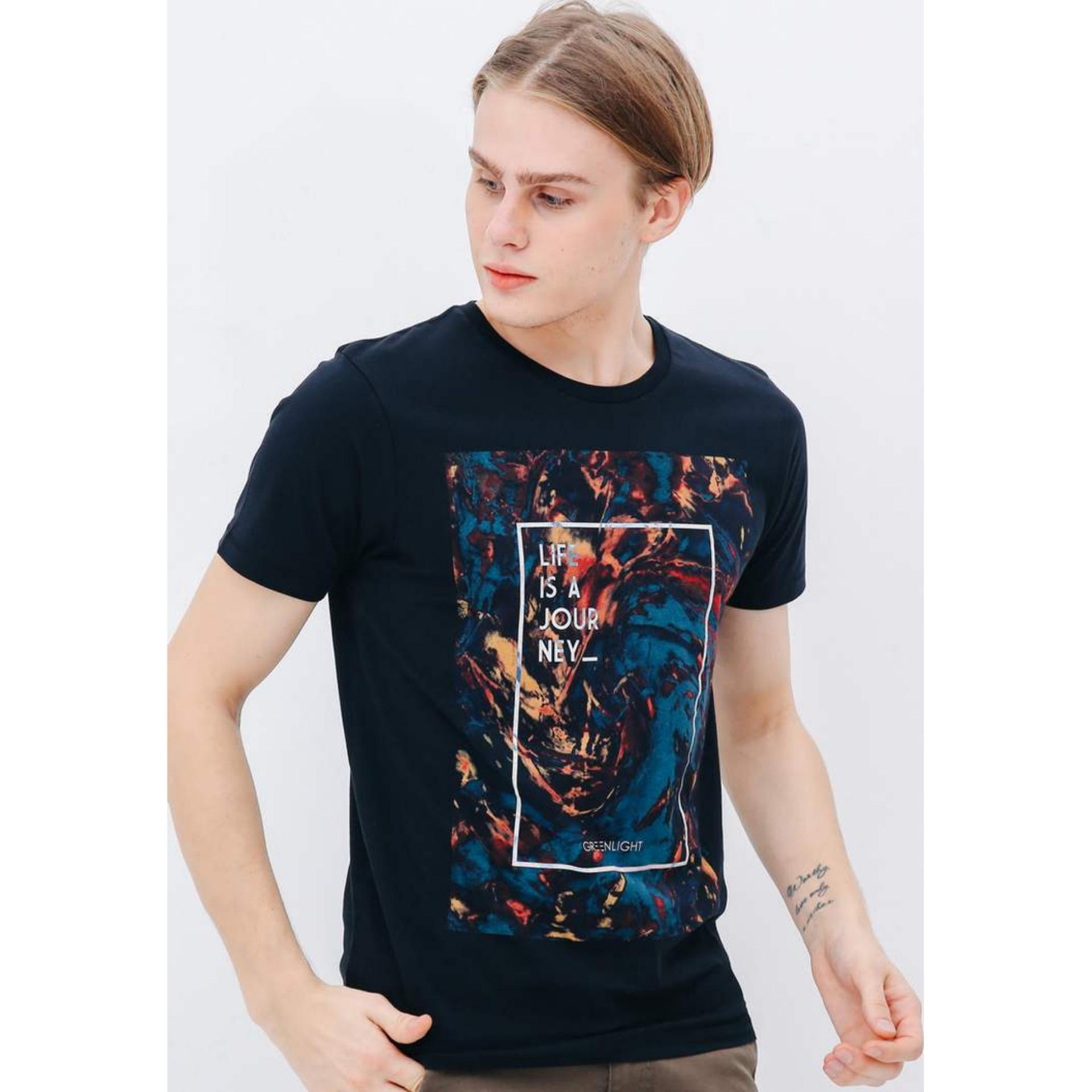 Toko Greenlight Mens Tshirt 6812 Greenlight Online