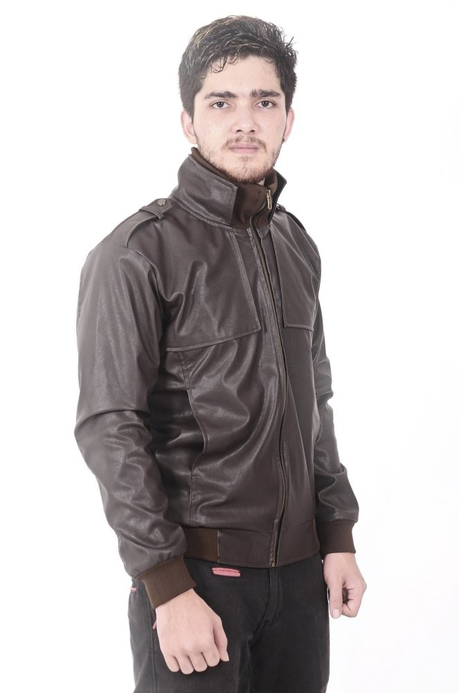 Review Grenadeclothing Ms Grnd25 Jaket Kulit Cokelat